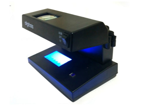 UV Currency Detector