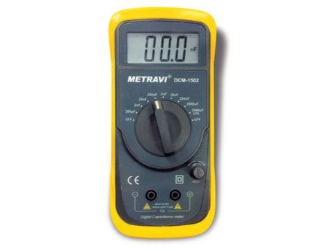 Digital Capacitance Meter DCM-1502