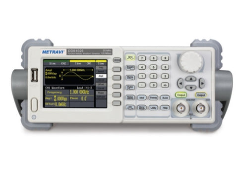 DDS Function Generator	 DDS-1025
