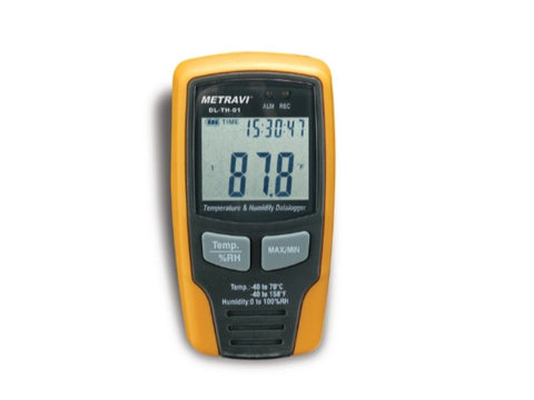 Data Logger for Temperature and Humidity DL-TH-01