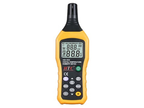 Humidity & Temp. Meter HD - 304 - 1056