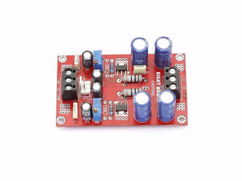 Low Noise Dual Variable DC Regulated +/- 2.5V To +/-30V PSU