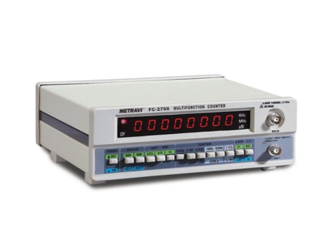 Digital  Frequency Counter  FC-2400
