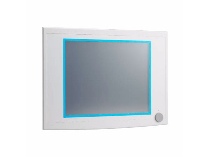 "19"" SXGA Industrial Monitors with Resistive Touchscreens, Direct-VGA, and DVI Ports FPM-5191G -1002"