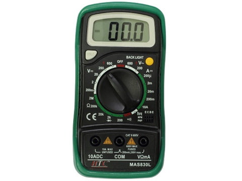 Digital Multimeter HTC-830L - 1056