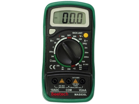 Digital Multimeters MAS 830L - 1056