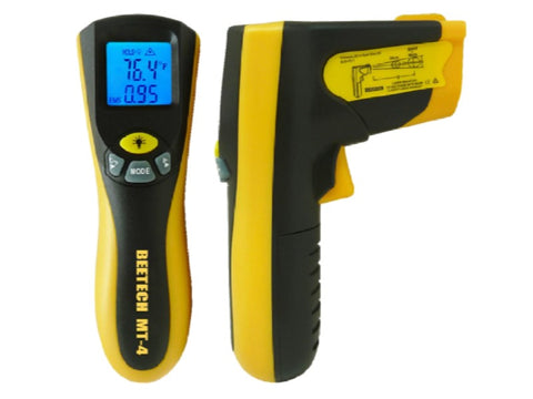 Digital Infrared Thermometer MT-4 - 1056