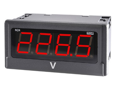 Digital Panel Meter – N24 Series - 1038