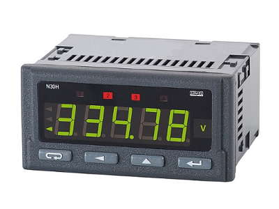 Advanced DC Input Tri-colour Digital Meter - N30H