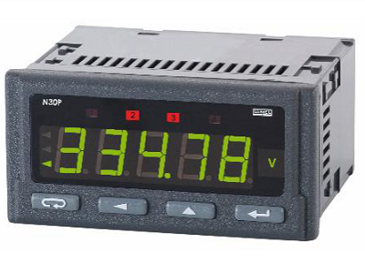 Advanced AC Input Tri-colour Digital Meter - N30P
