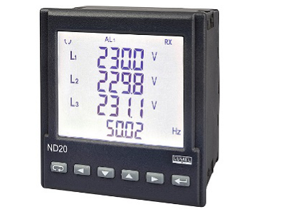 Network Parameter Meters - Panel Mount - ND20 1038