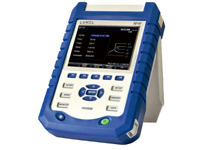 Hand Held Power Quality Analyser - NP40 1038