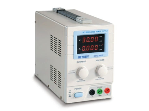 DC Regulated Power Supply RPS-3002 1028