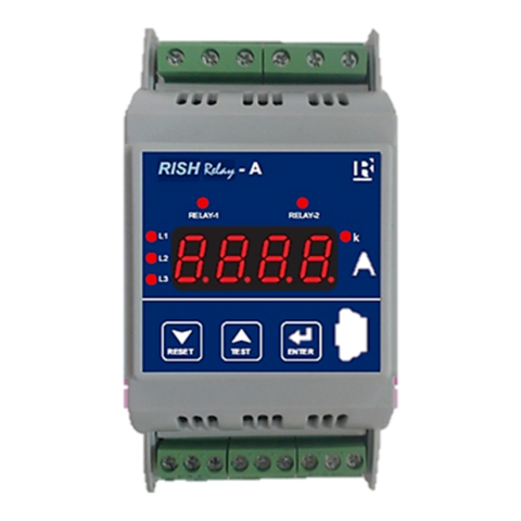 Digital Monitoring Relay-AC Current Relay