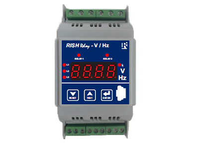 Digital Voltage Protection Relay