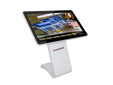 Information Touch Kiosk - Floor Mount - Size 47 inch 1044