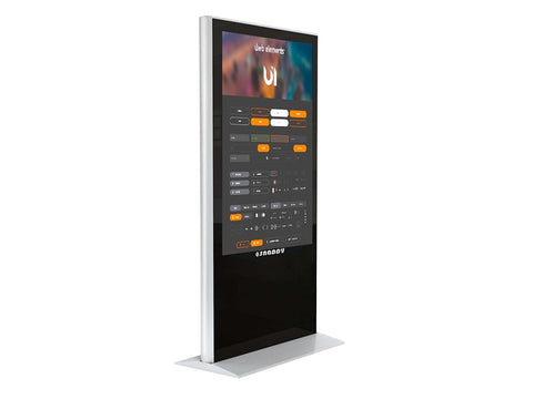 Interactive Touch Kiosk - Floor Mount - Size 55 inch 1044