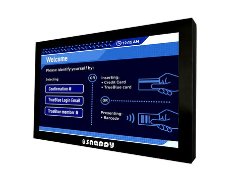 Interactive Touch Kiosk - Wall Mount - Size 55 inch 1044
