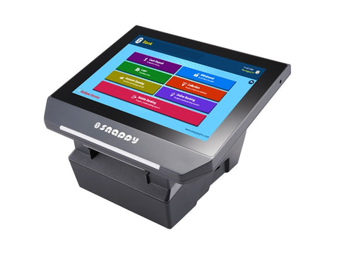 QMS Server with Ticket Dispenser - Size 10 inch