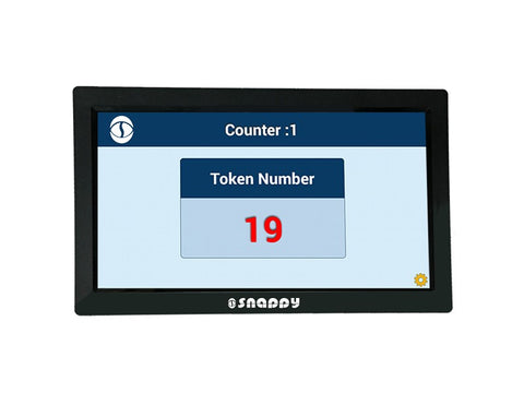 Counter Display - Size 21.5 inch 1044