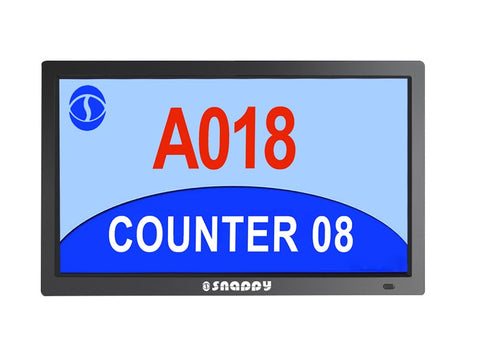 Counter Display - Size 27 inch 1044