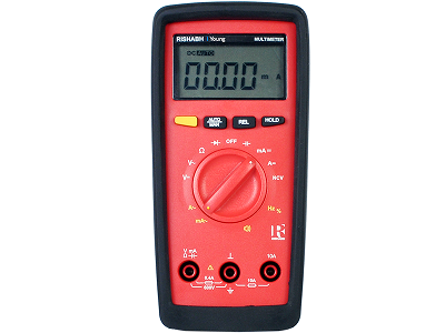Advanced Multimeter - RISHABH 6016 - 1038