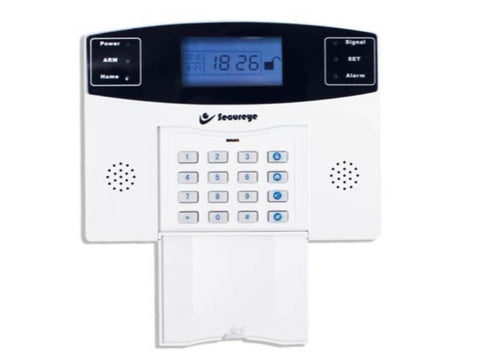 GSM Intruder Alarm System (PSTN Supported)-S-A50 1041