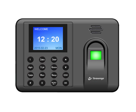 IP (Ethernet & USB) Fingerprint Biometric Device