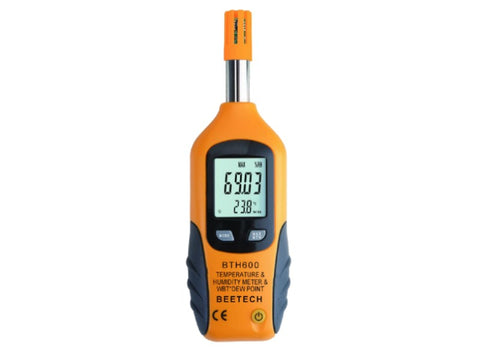 Temperature and Humidity Meter BTH-600 - 1056