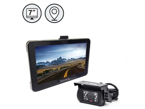 Backup  Camera System with GPS  Navigation - 1036