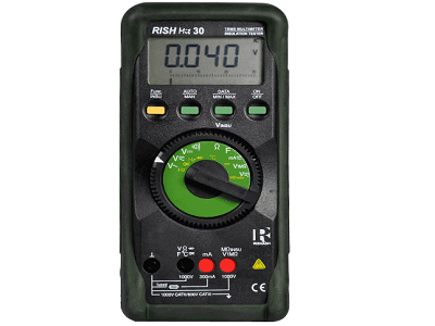 Advanced Multimeter RishMit 30 - 1038
