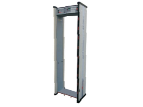 Door  Frame  Metal  Detectors - Multizone DFMD Model : RE-MP-IX+