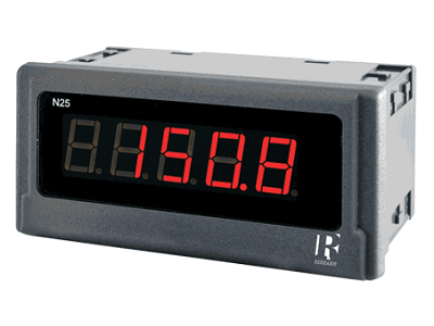 Digital Panel Meters - N25 S
