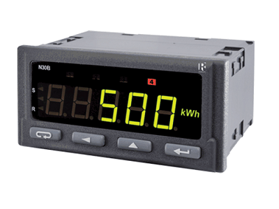 Programmable Digital Panel Meter - Tri-colour Display-N30 Series - 1038