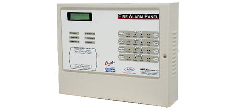 Microprocessor Based Conventional Fire Alarm Panel-Oriel 4z 1003