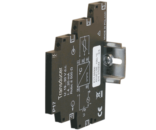 Transducer for Temperature and DC Voltage - P17 1038