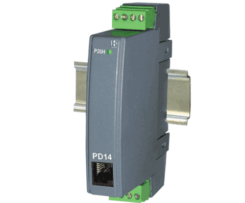 Programmable Transducer using PD14 Converter (DIN Rail Mount) - P20H