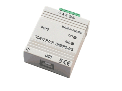 Converter RS485 / USB - PD10