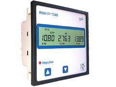 Multi-function  Meters - RISH EM 1320/30/40