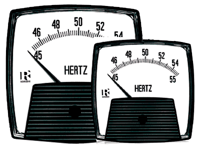 Saxon series meters - 1038