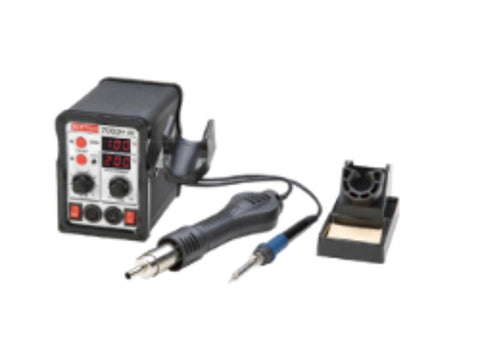 Digital SMD Rework Station & Soldering System 2 in 1 - 706D+     1056
