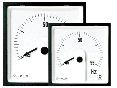 Frequency Meter 240deg (ZL) - 1038