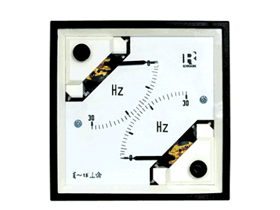 Dual Frequency Meters (ZQ 2 in 1) - 1038