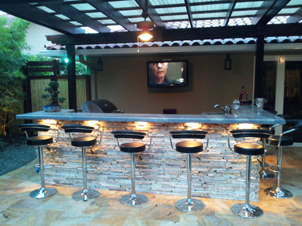 Outdoor Kitchens Bars The Garden District