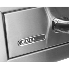 Bull 26-Inch Stainless Steel Single Access Drawer - 09970