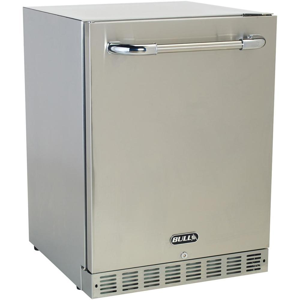 Bull 24-Inch 5.6 Cu. Ft. Premium Outdoor Rated Compact Refrigerator Series II