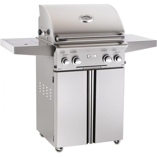 American Outdoor Grill L-Series 24-Inch 2-Burner Freestanding Grill - 24PCL-00SP