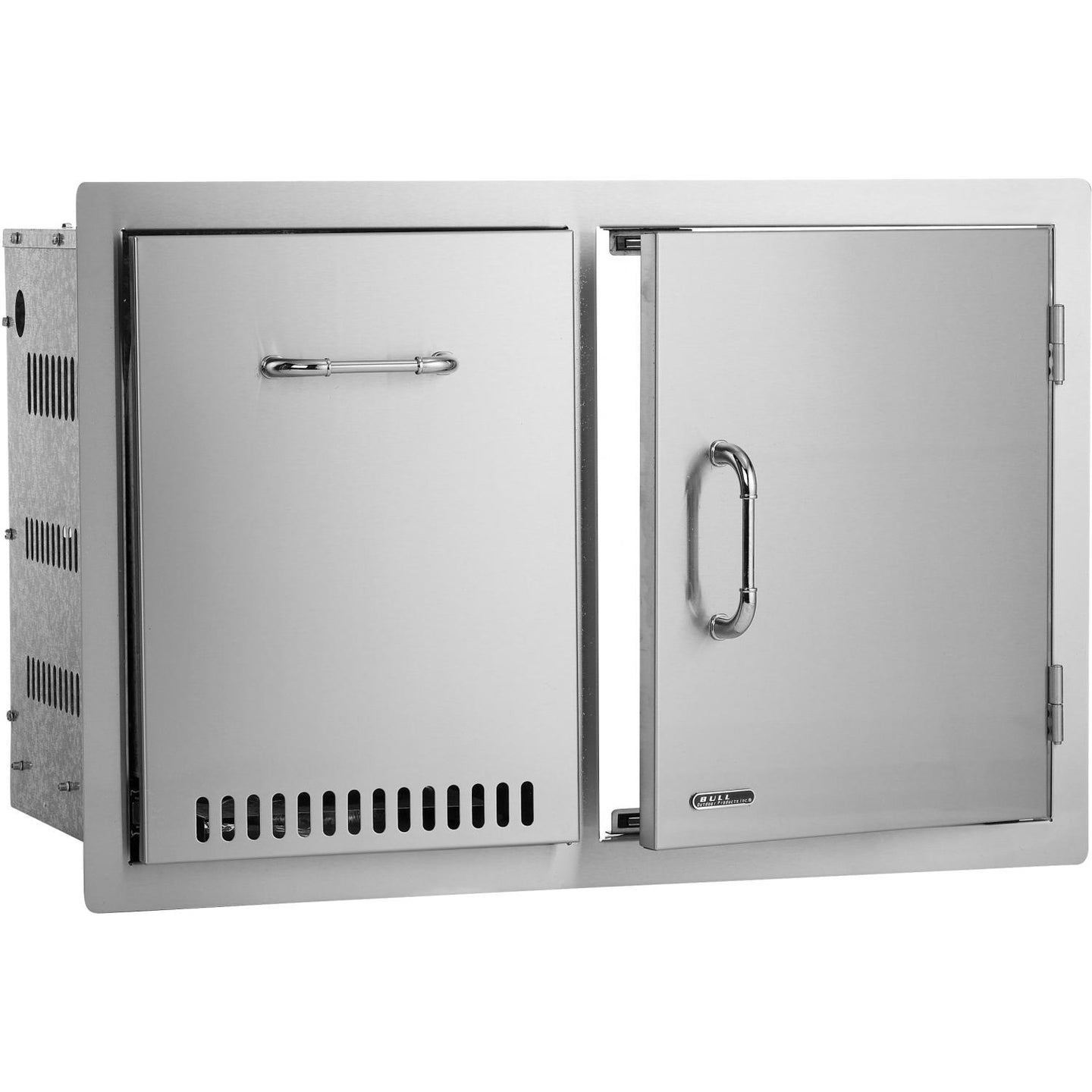 Bull 32-Stainless Steel Access Door & Propane Drawer Combo - 65784