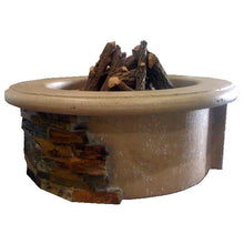 American Fyre Designs Contractor's Model Fire Pit - 685-xx-11-V6xC
