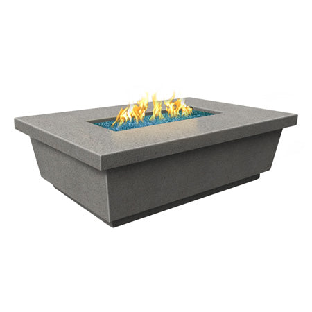 American Fyre Designs Contempo Rectangle Firetable - 783-xx-11-V4xC